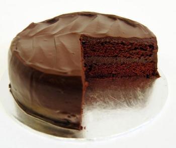 """Торт """"Шоколадный сад"""""""