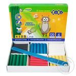 ZiBi Plasticine 6 Colors 120g