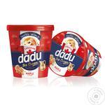Мороженое Dadu сливочное с кленовым соком и грецкими орехами 250г