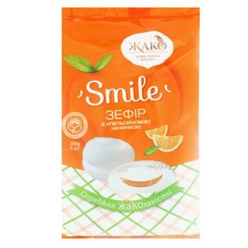 Jaco Orange Filling Marshmallow - buy, prices for Auchan - image 2