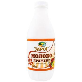 Молокотопленое Зарог 3,2% 870г - купить, цены на Novus - фото 1