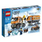 Construction toy Lego City Space Port Arctic Outpost for 5 to 12 years children 374 pieces