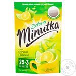 Чай Minutka с лимоном и лаймом зеленый 28шт*1.3г