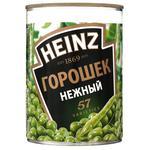 Горошок Heinz зелений консервований 400г