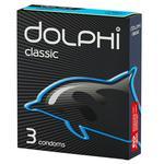 Dolphi Classic Condoms 3pcs