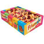 Печенье Friendy Желейная ягодка 600г