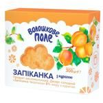 Voloshkove Pole Dried Apricots Cottage Cheese Baked