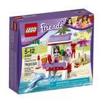 Конструктор LEGO Френдс Спасательная станция Эммы для детей от 5 до 12 лет 78 деталей