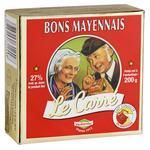 Сыр Bons Mayennais Cарре 48% 200г