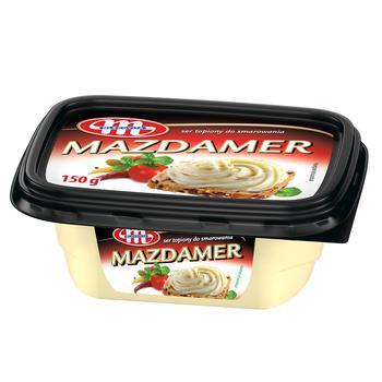 Сыр Mlekovita плавленый маздамер 150г