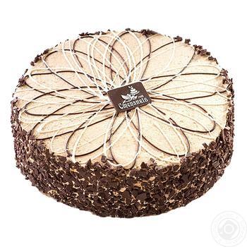 Торт Львівський 1кг - купити, ціни на Ашан - фото 1