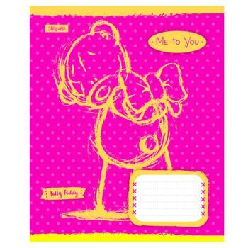 Тетрадь 1Вересня в клетку 12 листов - купить, цены на Ашан - фото 3