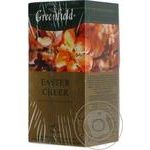 Tea Greenfield Easter cheer verbena black packed 25pcs 37.5g