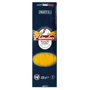 Макаронные изделия Primeluci Спагетти 500г