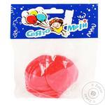 Svyato Mriy Red Inflatable Ball 6pc