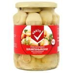 Varto Whole Pickled Champignons Mushrooms 620g