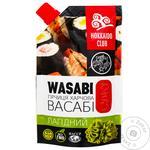 Васаби мягкий Hokkaido Club горчица пищевая 140г