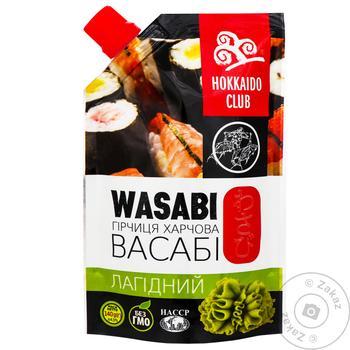 Hokkaido club light for sushi wasabi 140g - buy, prices for MegaMarket - image 1
