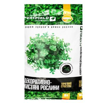 Peatfield Substrate Peat For Ornamental Deciduous 6L - buy, prices for Tavria V - image 1