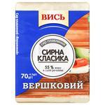 Сыр Высь Сливочный плавленый 55% 70г