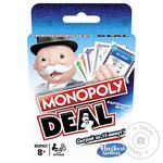 Игра настольная Hasbro Монополия Сделка