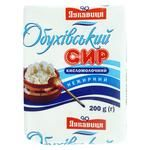 Сир Лукавиця кисломолочний нежирний 200г
