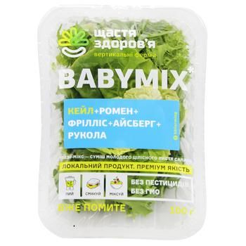 Салат BabyMix + Кейл 100г