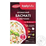 Zhmenka Basmati Rice with Vegetables 200g