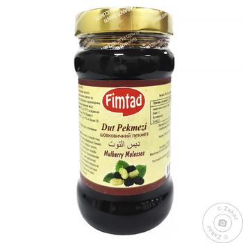 Сироп Fimtad пекмез из шелковицы 375г - купить, цены на Ашан - фото 1