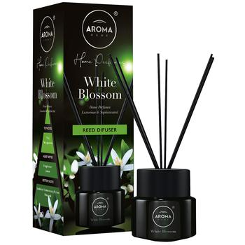 Аромадифузор Aroma Home White Blossom 100мл - купить, цены на Метро - фото 1