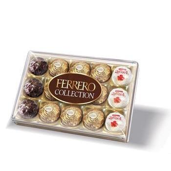 Набор конфет Ferrero Collection 172.2 г - купить, цены на СитиМаркет - фото 1