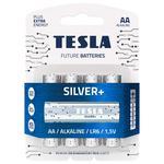 Батарейки Tesla Silver AA 4шт