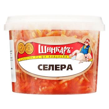 Сельдерей Шинкарь маринованный 300г - купить, цены на Фуршет - фото 1