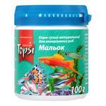 Корм Topsi Мальок для акваріумних риб 100г