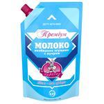 Молоко згущене Заречье Преміум незбиране з цукром 8.5% 450г