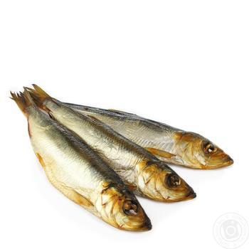 Рыба салака холодного копчения