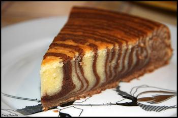 Cметанний пиріг з какао