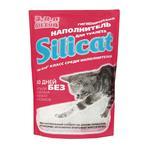 Наповнювач Silicat для котячого туалету 3.8л