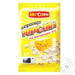 McCorn For Microwave With Cheese Popcorn 90g
