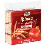 Гренки Добра грінка Элитные 140г