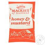Чипсы Mackie's со вкусом меда и горчицы 150г