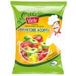 Смесь фруктово-ягодная Varto Фруктовое ассорти быстрозамороженная 400г
