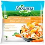 Овочева суміш Frozana для смаження по-селянськи 400г