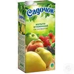 Sadochok Multivitamin Juice with pulp 0.95l