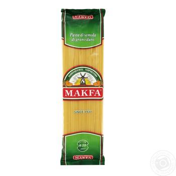 Изделия макаронные Makfa Спагетти 1,7мм 400г
