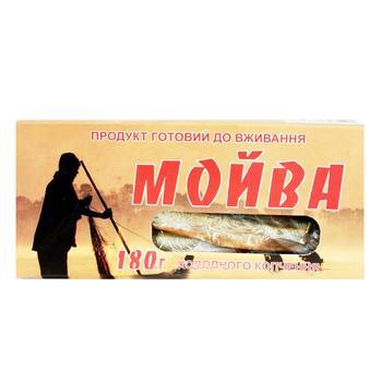 Рыба Мойва холодного копчения 180г