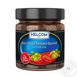 Helcom Sun-Dried Tomato Spread with Olives 225ml