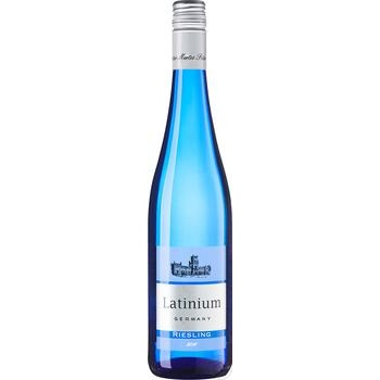 Вино Latinium Ріслінг біле напівсолодке 0,75л