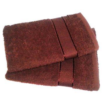 Chocolate Terry Towel 50x90cm