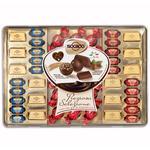 Конфеты Socado Preziosa Selezione шоколадные ассорти 195г